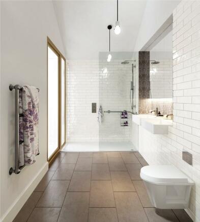 Cgi Mews Bathroom