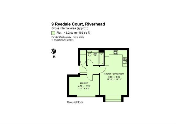 9 Ryedale Court Plan