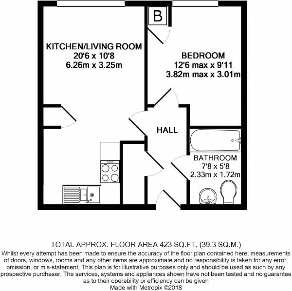 Apartment 2 and 5