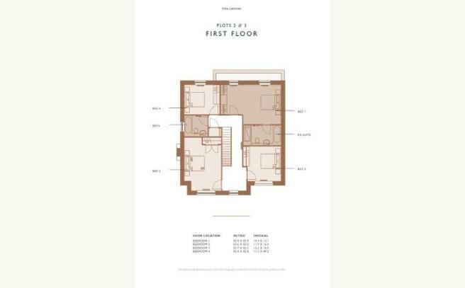 Plot 3 First Floor