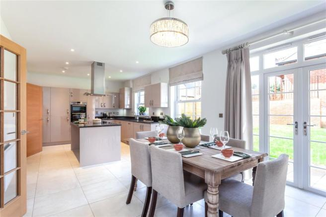 The Darcy Show Home