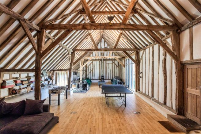 Barn Party Room