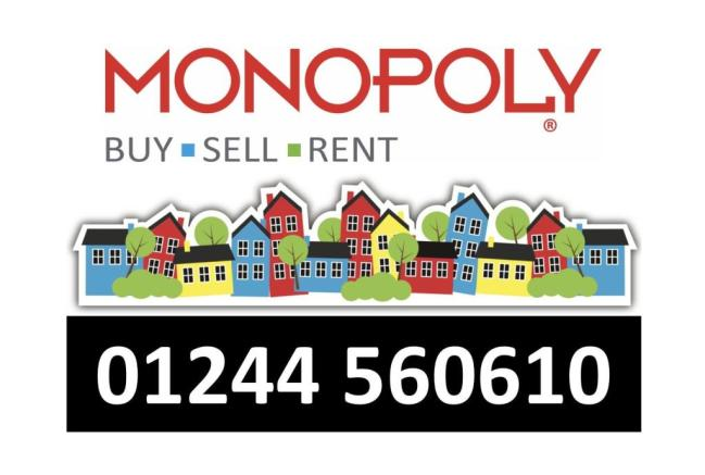 Monopoly Buy Sell Rent 01244 560610
