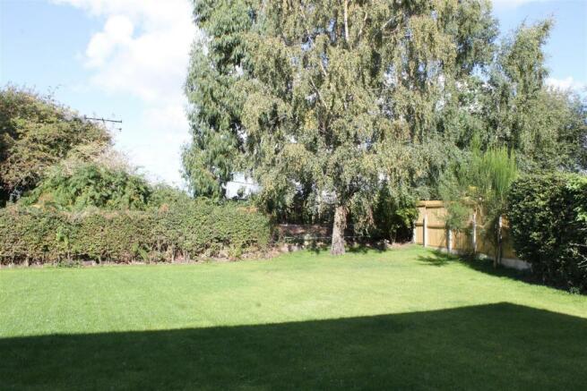 Garden for Plot 2