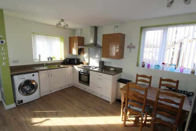 Kitchen/Dayroom