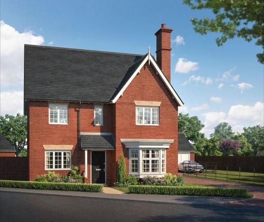4 Bedroom Detached House For Sale 44266911: 4 Bedroom Detached House For Sale In Off Banbury Road