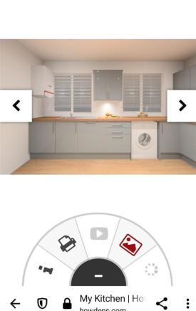 Planned Kitchen