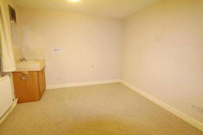 Bedroom. Basement