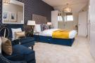 Norbury master bedroom