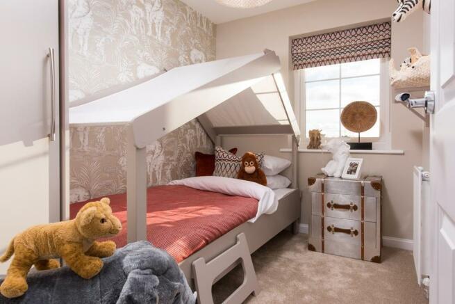 Folkestone single bedroom