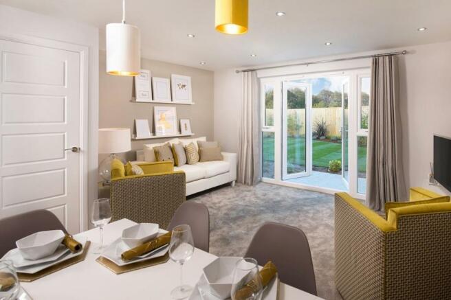 Folkestone lounge/dining