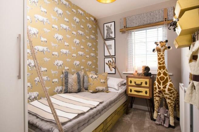 Folkestone bedroom 3