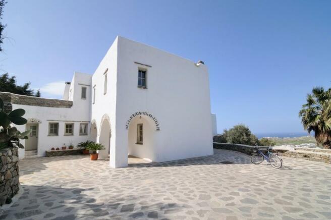 house for sale paros