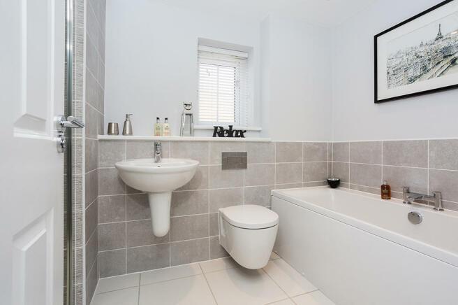 12. Typical Bathroom