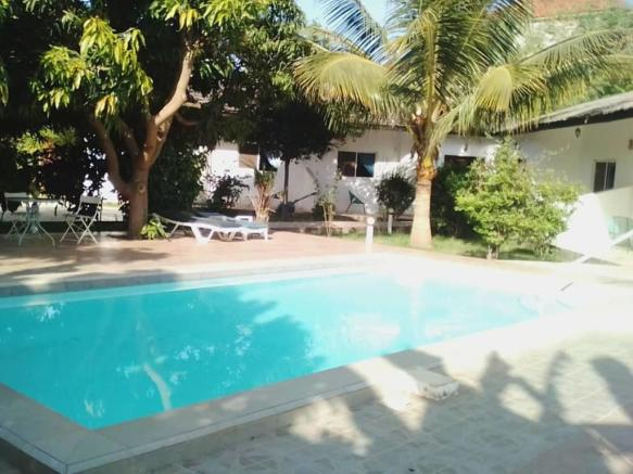 6 Bedroom Villa For Sale In Western Brufut The Gambia