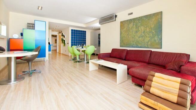 Bonito apartamento e