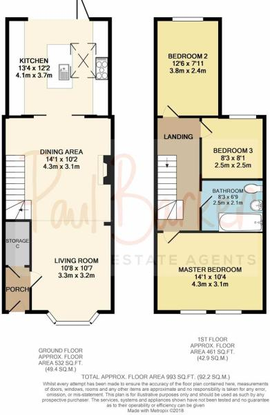 Alt  27 BurnhamRoad Floor Plan.JPG
