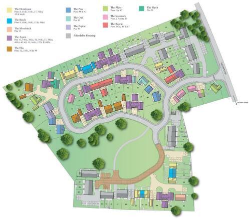 Development layout