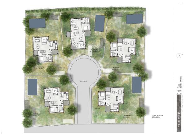 Urbanitation plan