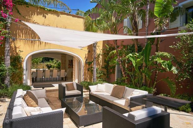 Patio Terrace