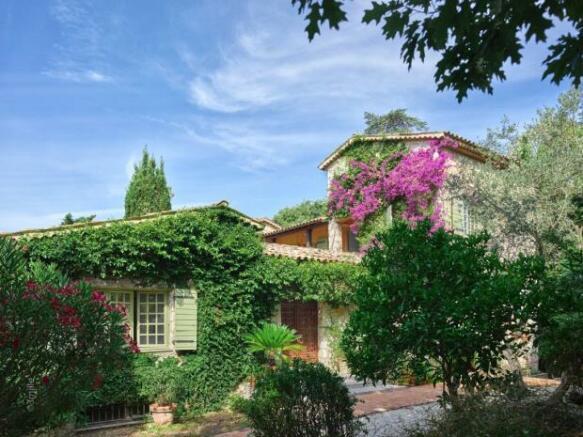 Cap D'antibes Villa