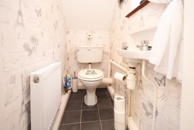 Down-stairs WC