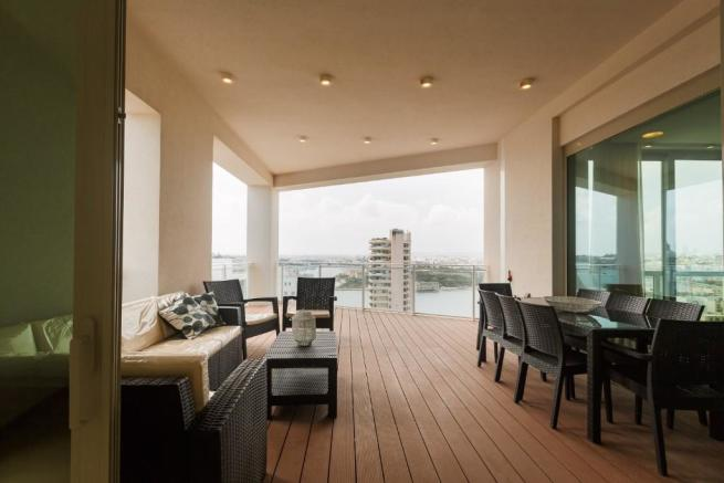 terrace b