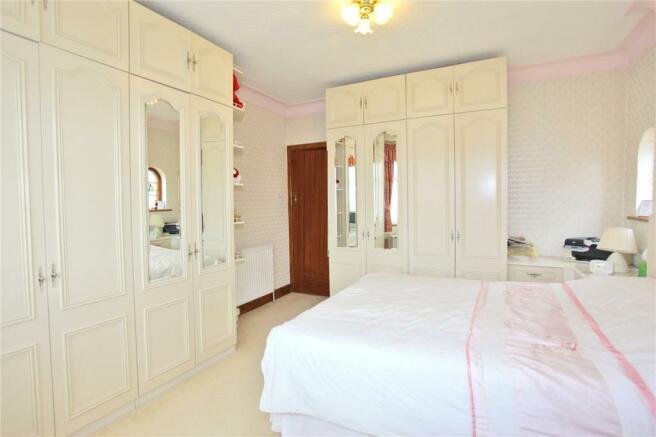 Front Master Bedroom