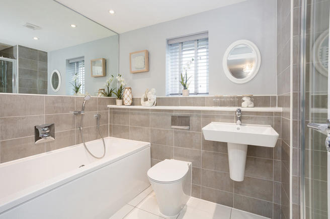 6. Typical Family Bathroom