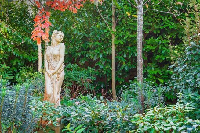 Garden peace