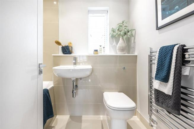Show Home Toilet