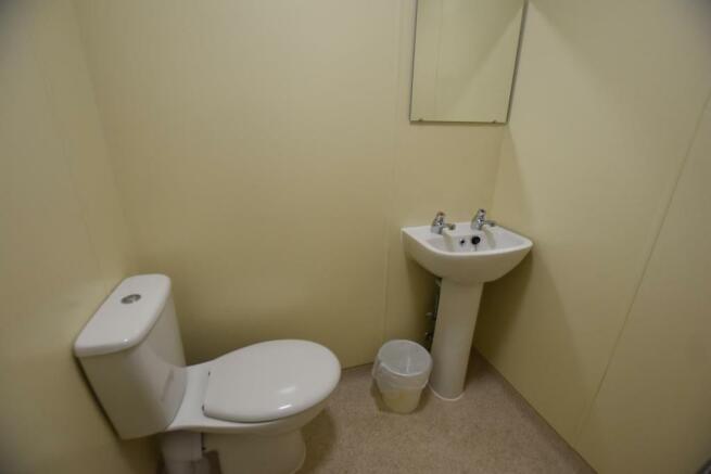 Bedroom two ensuite wet room