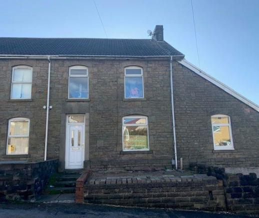3 Bedroom Terraced House For Sale In Cefn Road, Bonymaen