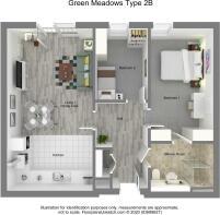 Type B Floorplan