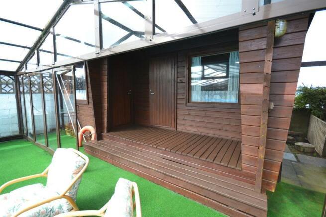 Poolside Finnish Cabin