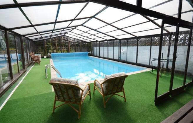 Enclosed Swimming Pool