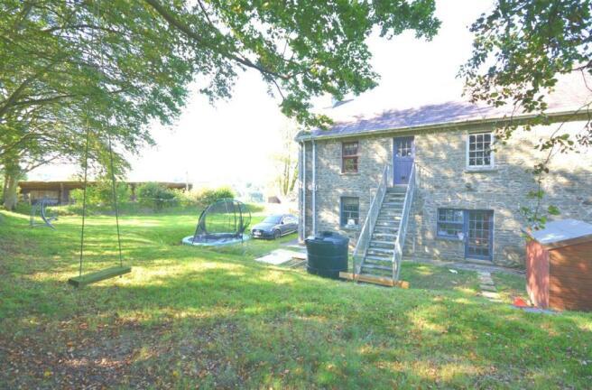 Rear Garden Cottage 2A