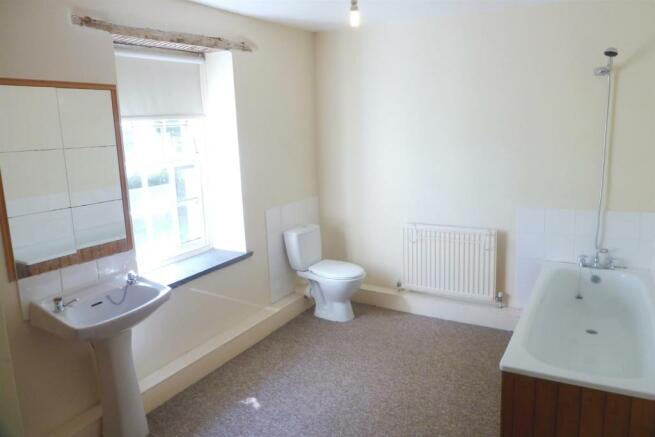 Bathroom-Cottage 2B