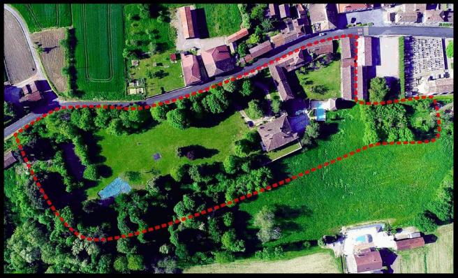 Full Site aerial