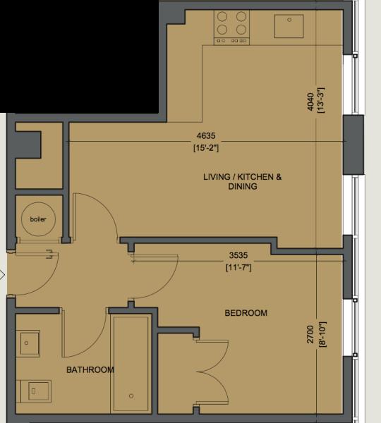 8 Floor Plan