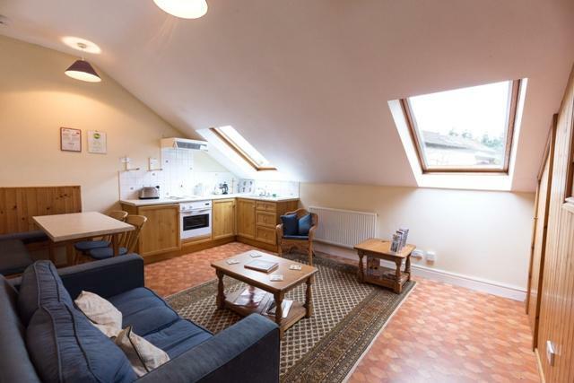 Barn living-room