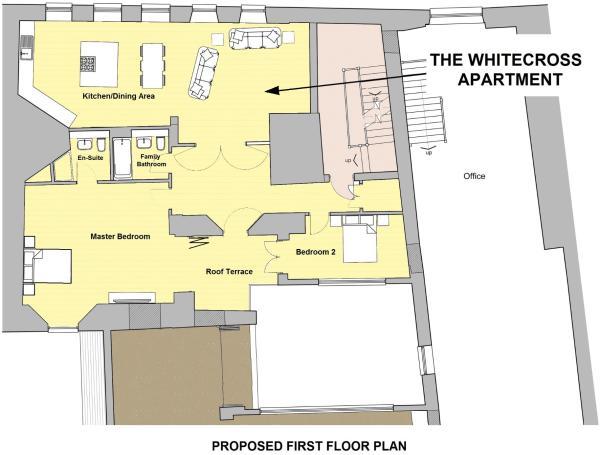 First Floor Whitecro