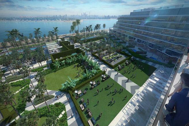 The 8 Palm Jumeirah
