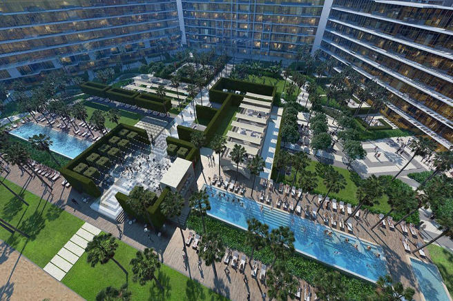 The 8 Palm Jumeirah