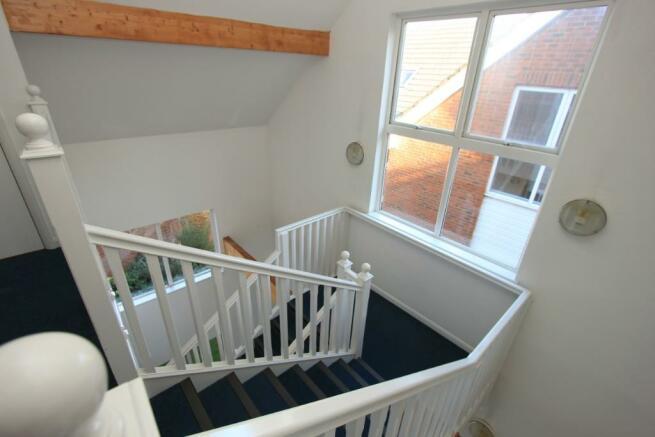 Bright stairs
