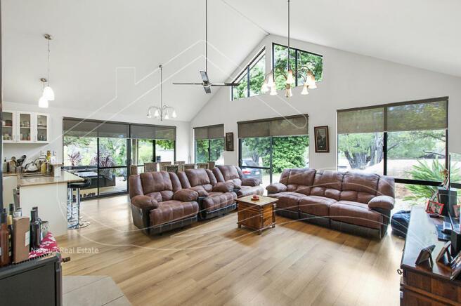 Inside homestead 1