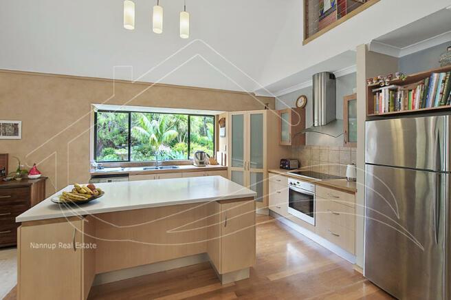 Kitchen homestead 2