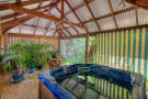 Spa house - hot tub