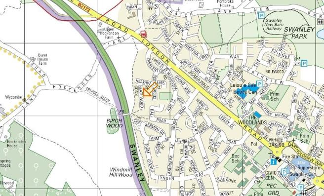 Heathwood MAP