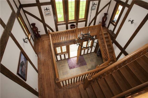 Ridgeway Staircase